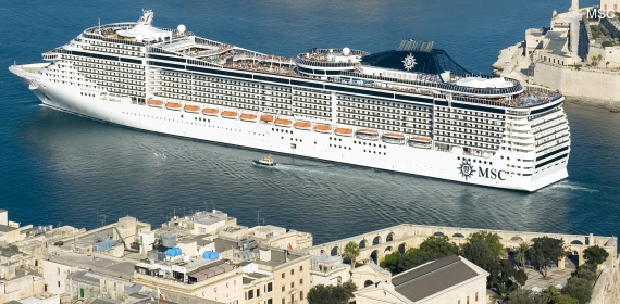 MSC Splendid