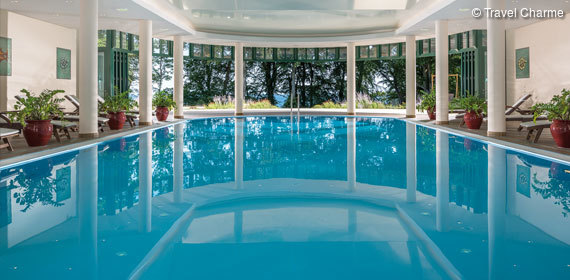 Pool im Travel Charme Nordperd